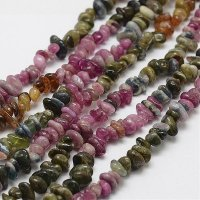 Tourmaline, multi chips string