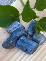 Kyanite, Blue drum 20-60mm AA
