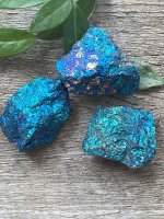 Bornite, (peacock) rough AA bigpack
