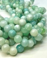 Amazonite, string bead