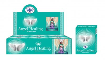 Rökelse koner, Angel Healing 1/fp